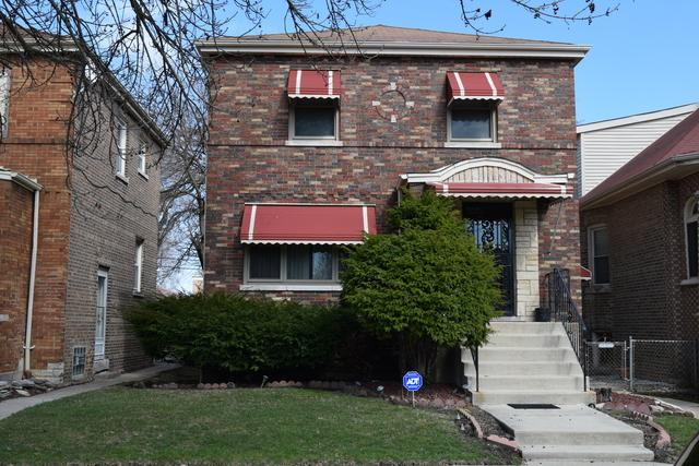 9319 S May Street, Chicago, IL 60620 (MLS #09920142) :: The Jacobs Group