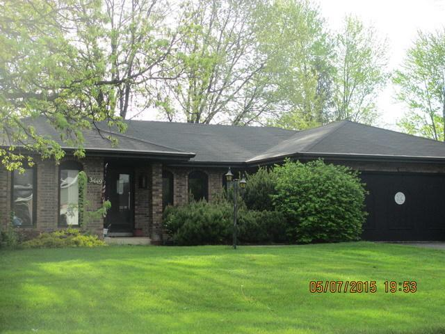 3449 Somerset Street, Crete, IL 60417 (MLS #09920449) :: The Jacobs Group
