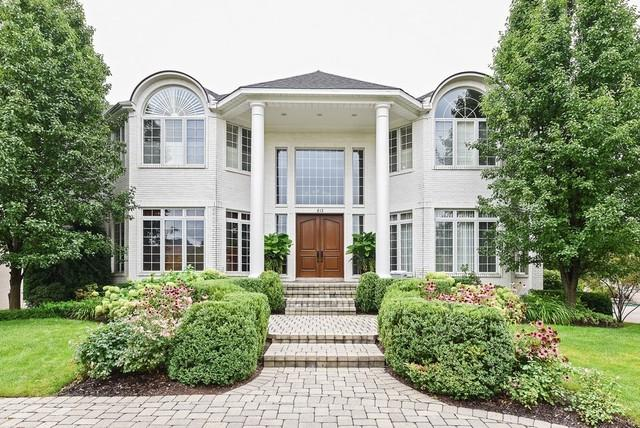 812 Lakeview Lane, Burr Ridge, IL 60527 (MLS #09920459) :: The Wexler Group at Keller Williams Preferred Realty