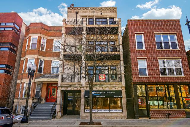 1933 W Irving Park Road #3, Chicago, IL 60613 (MLS #09920507) :: The Jacobs Group