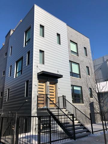 1718 W Julian Street 1N, Chicago, IL 60622 (MLS #09920774) :: The Perotti Group