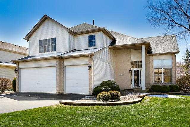 681 Anne Lane, Bolingbrook, IL 60440 (MLS #09921081) :: The Wexler Group at Keller Williams Preferred Realty