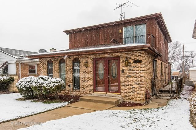 9547 S Peoria Street, Chicago, IL 60643 (MLS #09921156) :: The Jacobs Group