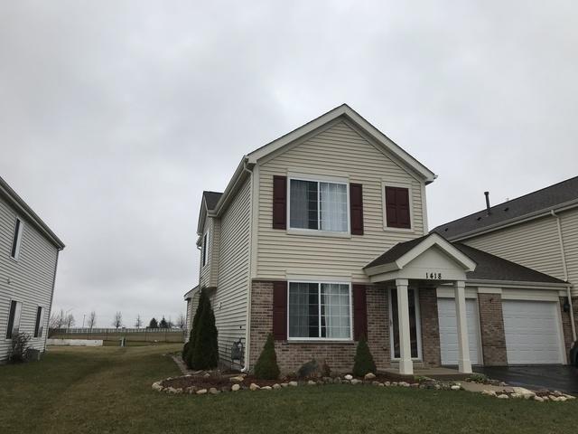 1418 Kettleson Drive, Minooka, IL 60447 (MLS #09921201) :: The Jacobs Group