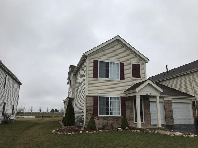 1418 Kettleson Drive, Minooka, IL 60447 (MLS #09921201) :: Lewke Partners