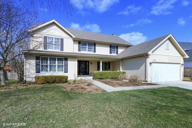 675 Sussex Circle, Vernon Hills, IL 60061 (MLS #09921281) :: Helen Oliveri Real Estate