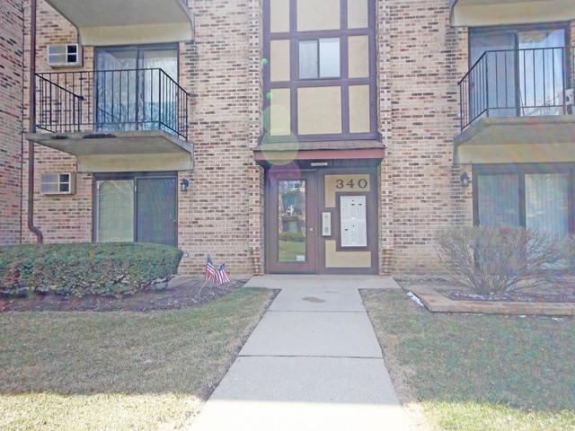 340 Klein Creek Court 340-A, Carol Stream, IL 60188 (MLS #09921301) :: Lewke Partners