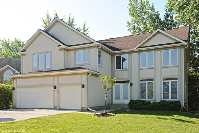 1035 Pine Grove Court, Vernon Hills, IL 60061 (MLS #09921312) :: Helen Oliveri Real Estate