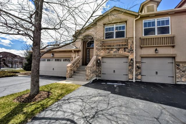 1953 N Crenshaw Circle #1953, Vernon Hills, IL 60061 (MLS #09921450) :: Helen Oliveri Real Estate