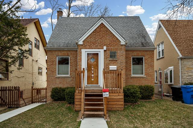 5402 W Ardmore Avenue, Chicago, IL 60646 (MLS #09921464) :: Baz Realty Network | Keller Williams Preferred Realty