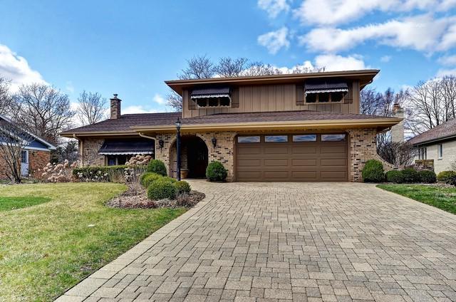 8412 Clynderven Road, Burr Ridge, IL 60527 (MLS #09921466) :: The Wexler Group at Keller Williams Preferred Realty