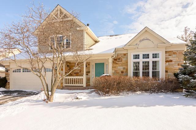 1208 Thorndale Lane, Lake Zurich, IL 60047 (MLS #09921521) :: Helen Oliveri Real Estate