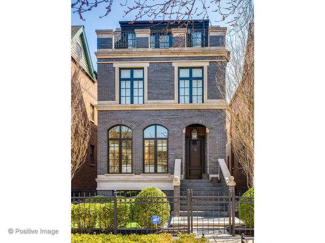 2651 N Paulina Street, Chicago, IL 60614 (MLS #09921542) :: Baz Realty Network | Keller Williams Preferred Realty
