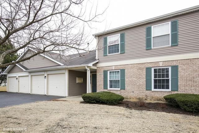 1003 Radclyffe Court D, Elgin, IL 60120 (MLS #09921554) :: The Jacobs Group