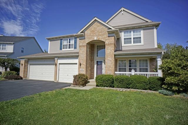 594 Dunhill Drive, Lake Zurich, IL 60047 (MLS #09921636) :: Helen Oliveri Real Estate