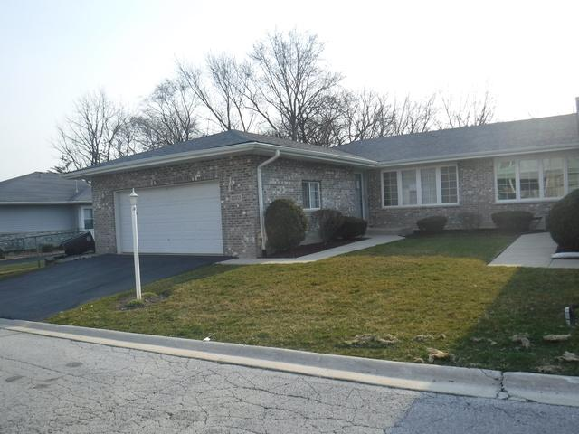 15353 Diamond Drive, Oak Forest, IL 60452 (MLS #09922058) :: The Wexler Group at Keller Williams Preferred Realty