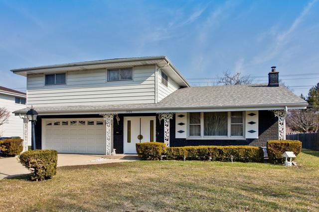 1406 E Barberry Lane, Mount Prospect, IL 60056 (MLS #09922268) :: Helen Oliveri Real Estate