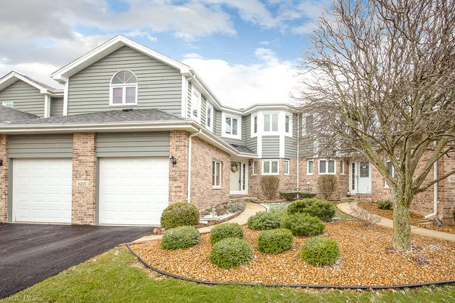 11213 Marley Brook Court, Orland Park, IL 60467 (MLS #09922435) :: Lewke Partners