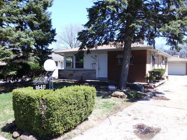 16411 Hermitage Avenue, Markham, IL 60428 (MLS #09922499) :: Lewke Partners