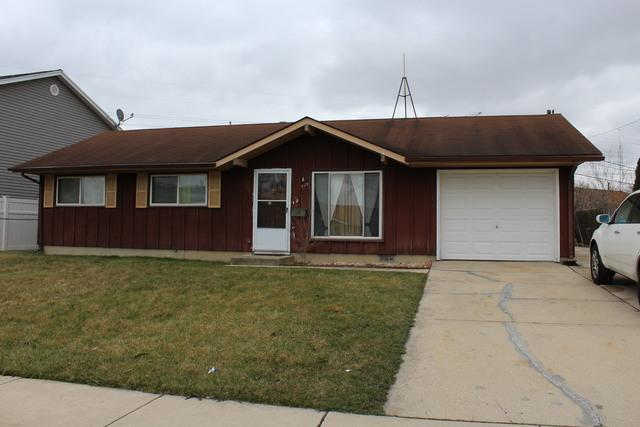 429 Arnold Avenue, Romeoville, IL 60446 (MLS #09922541) :: The Wexler Group at Keller Williams Preferred Realty