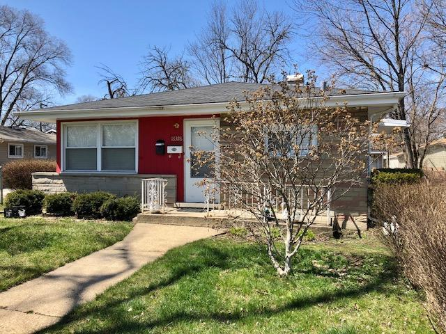 16328 Honore Avenue, Markham, IL 60428 (MLS #09922553) :: Lewke Partners