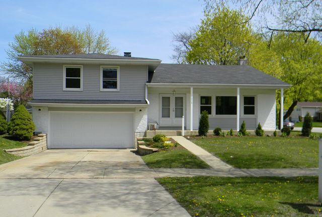 1313 N Peachtree Lane, Mount Prospect, IL 60056 (MLS #09922619) :: Helen Oliveri Real Estate