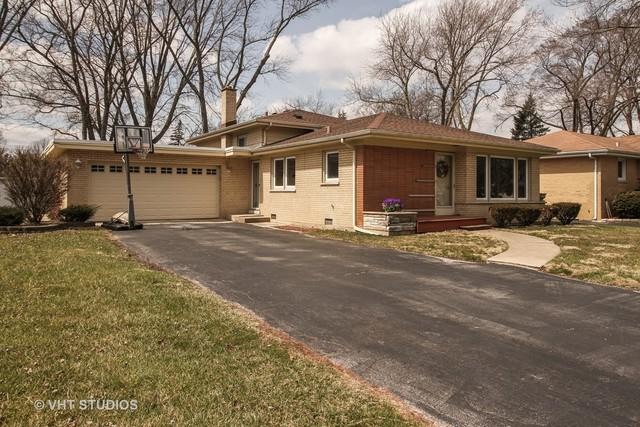 12748 S Westgate Drive, Palos Heights, IL 60463 (MLS #09922628) :: The Wexler Group at Keller Williams Preferred Realty