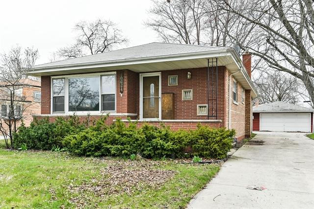 10624 Lawler Avenue, Oak Lawn, IL 60453 (MLS #09922691) :: The Wexler Group at Keller Williams Preferred Realty