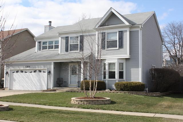 1304 Edington Lane, Mundelein, IL 60060 (MLS #09922700) :: Helen Oliveri Real Estate
