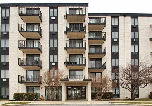 9128 W Terrace Drive 1A, Niles, IL 60714 (MLS #09922705) :: Helen Oliveri Real Estate