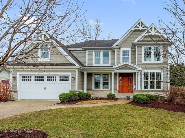 918 Parkway Drive, Wheaton, IL 60187 (MLS #09922721) :: The Wexler Group at Keller Williams Preferred Realty