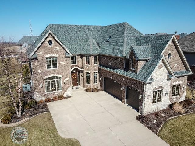 16485 Christopher Drive, Lemont, IL 60439 (MLS #09922727) :: The Wexler Group at Keller Williams Preferred Realty
