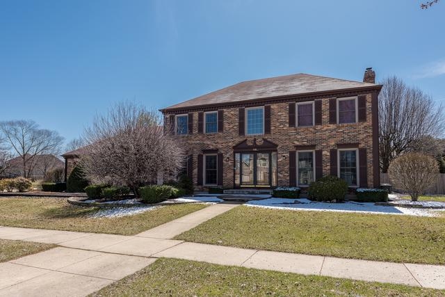 570 Riva Court, Wheaton, IL 60187 (MLS #09922868) :: The Wexler Group at Keller Williams Preferred Realty