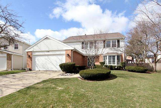 1136 Gail Drive, Buffalo Grove, IL 60089 (MLS #09922940) :: Helen Oliveri Real Estate