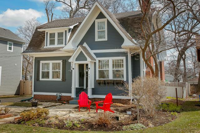 467 Carleton Avenue, Glen Ellyn, IL 60137 (MLS #09922977) :: The Wexler Group at Keller Williams Preferred Realty