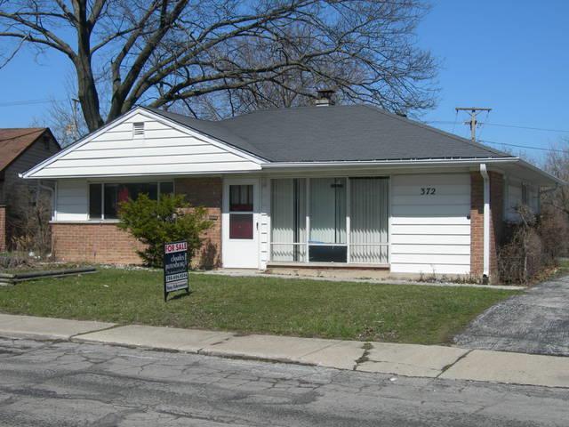 372 Miami Street, Park Forest, IL 60466 (MLS #09923068) :: Lewke Partners