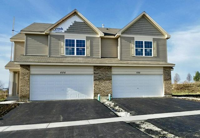 1094 W Kingsley Drive 4R, Romeoville, IL 60446 (MLS #09923081) :: The Wexler Group at Keller Williams Preferred Realty