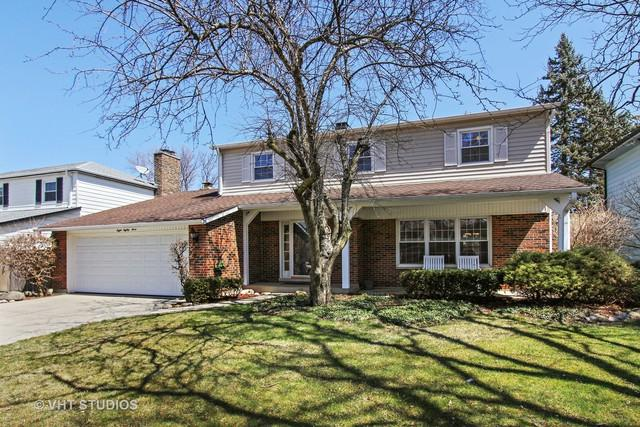 883 Saxon Place, Buffalo Grove, IL 60089 (MLS #09923242) :: Helen Oliveri Real Estate