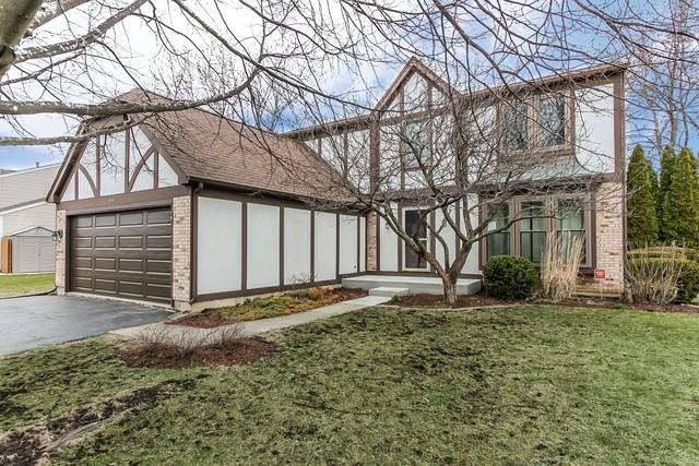 444 Pheasant Ridge Road, Lake Zurich, IL 60047 (MLS #09923260) :: Helen Oliveri Real Estate