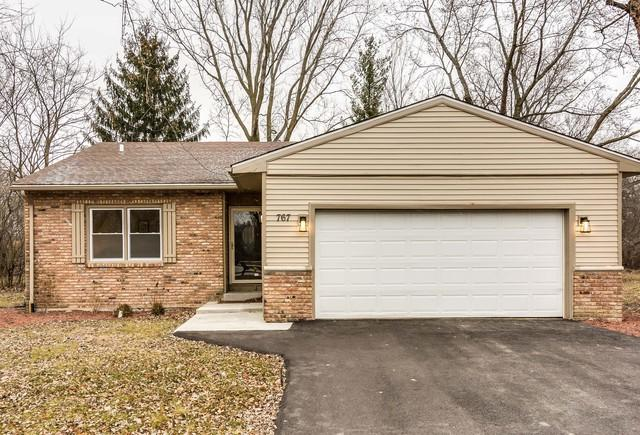 767 Byron Court, Olympia Fields, IL 60461 (MLS #09923290) :: The Wexler Group at Keller Williams Preferred Realty