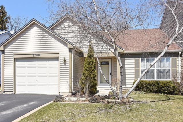 1200 Keswick Lane, Mundelein, IL 60060 (MLS #09923345) :: Lewke Partners
