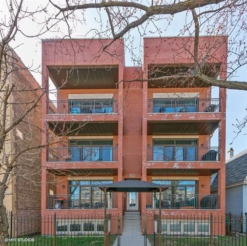 3104 N Kimball Avenue 1S, Chicago, IL 60618 (MLS #09923391) :: Lewke Partners