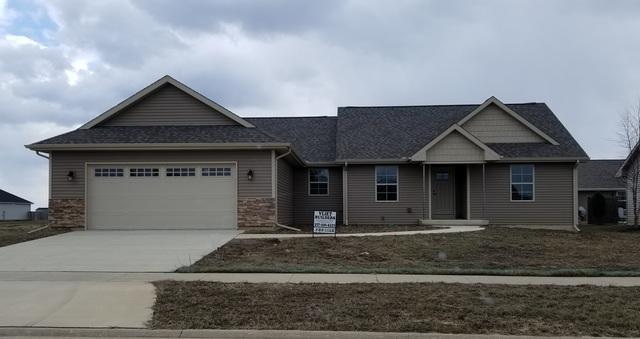 1605 E Vernon Drive, Urbana, IL 61802 (MLS #09923423) :: Ryan Dallas Real Estate