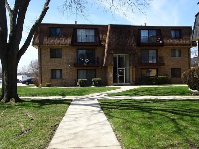 4913 W 109TH Street #102, Oak Lawn, IL 60453 (MLS #09923443) :: The Wexler Group at Keller Williams Preferred Realty