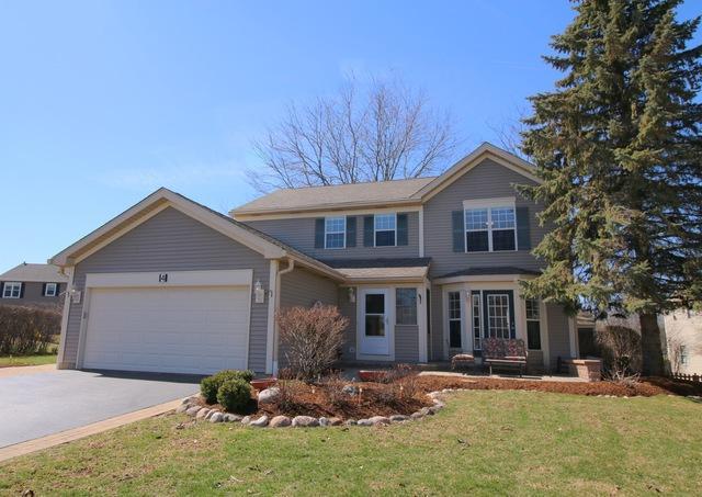 4 Dunwick Court, Barrington, IL 60010 (MLS #09923519) :: Helen Oliveri Real Estate