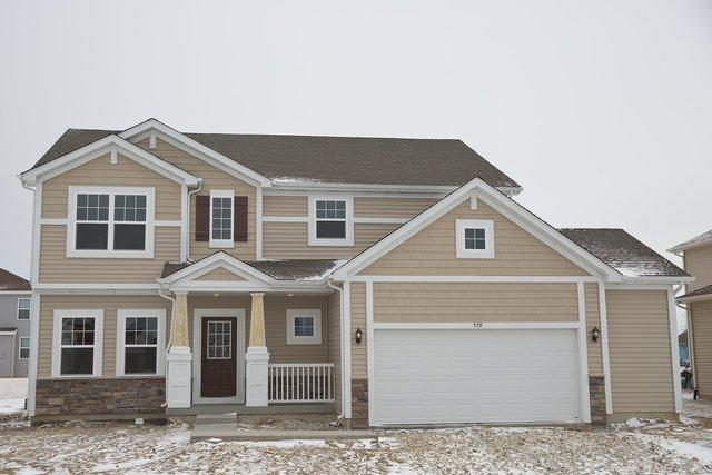 579 S Stonebrook Drive, Romeoville, IL 60446 (MLS #09923540) :: The Wexler Group at Keller Williams Preferred Realty