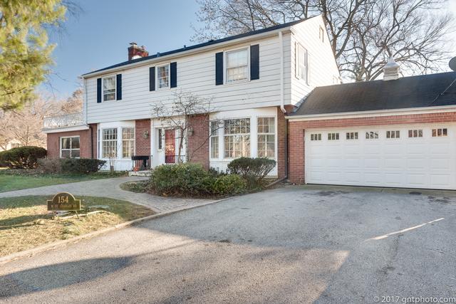 154 W Saint Charles Road, Elmhurst, IL 60126 (MLS #09923547) :: Lewke Partners