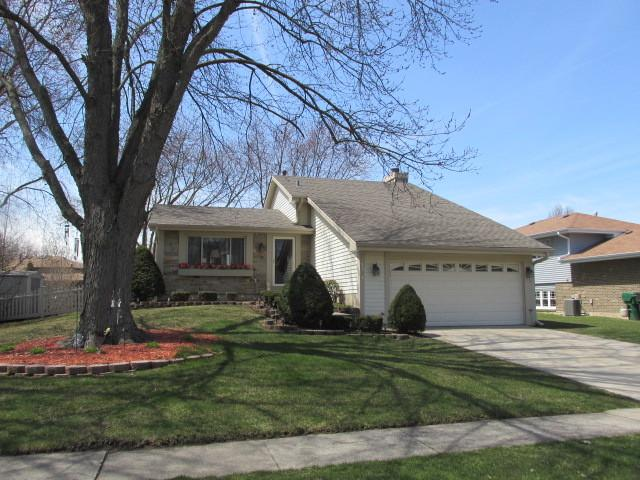 14364 S Boulder Drive, Homer Glen, IL 60491 (MLS #09923577) :: The Wexler Group at Keller Williams Preferred Realty