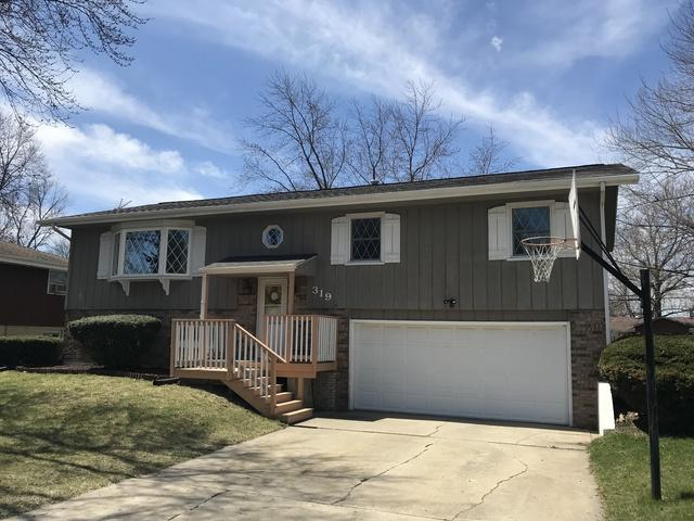 319 Arrowhead Drive, Shorewood, IL 60404 (MLS #09923578) :: The Wexler Group at Keller Williams Preferred Realty