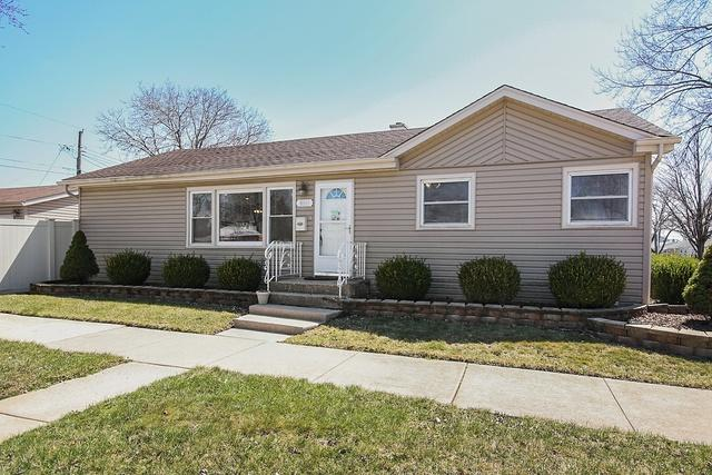 8801 S 51st Avenue, Oak Lawn, IL 60453 (MLS #09923580) :: The Wexler Group at Keller Williams Preferred Realty